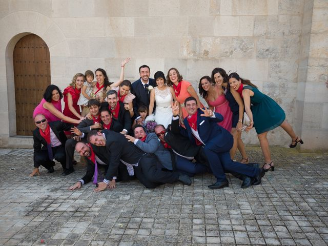 La boda de David y Marta en Castejon, Cuenca 13