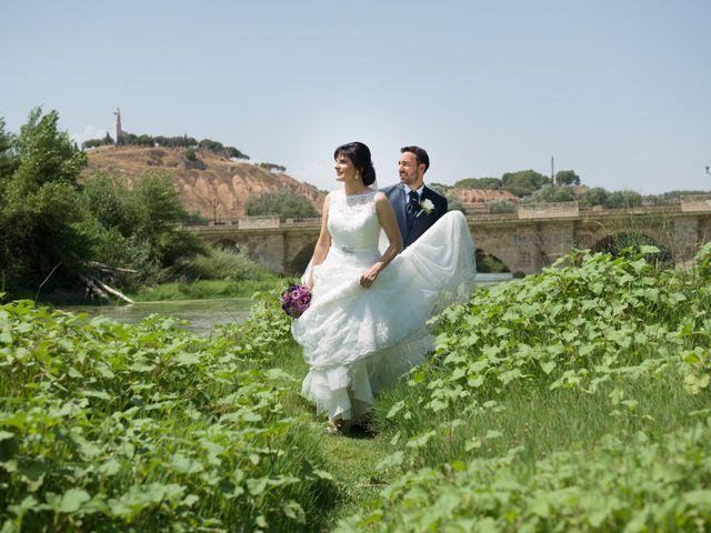La boda de David y Marta en Castejon, Cuenca 15