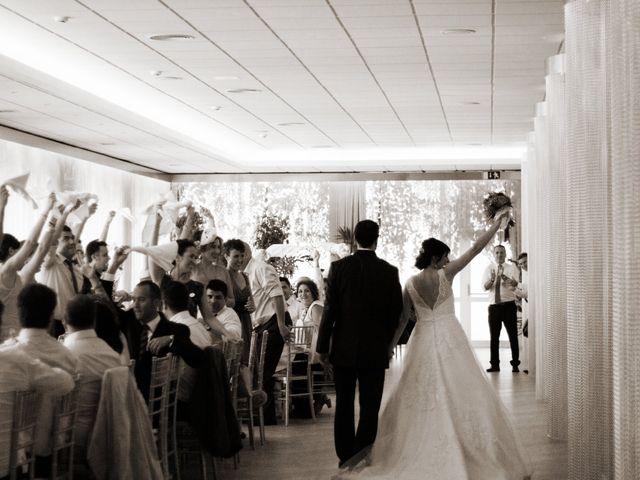 La boda de David y Marta en Castejon, Cuenca 19