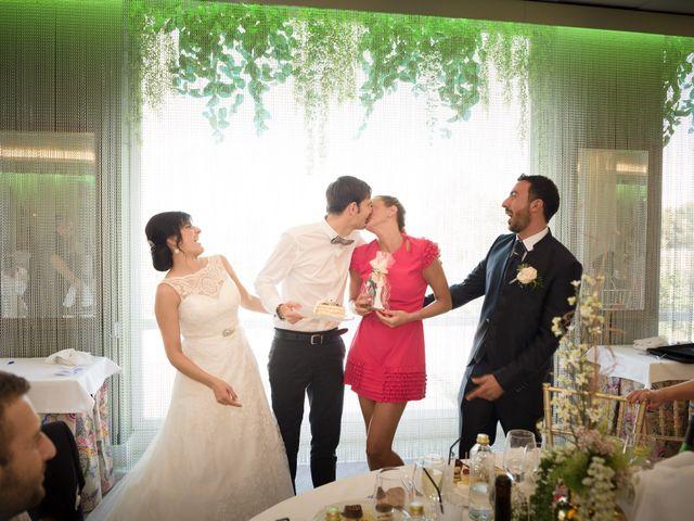 La boda de David y Marta en Castejon, Cuenca 24