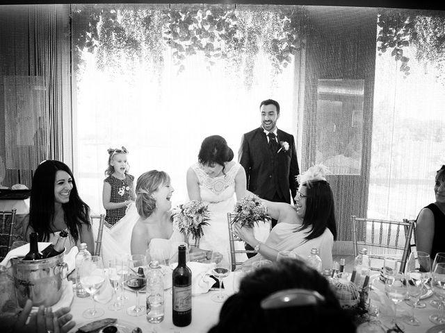La boda de David y Marta en Castejon, Cuenca 25