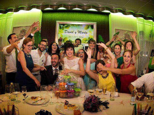 La boda de David y Marta en Castejon, Cuenca 26