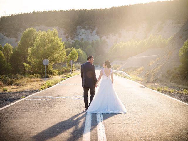 La boda de David y Marta en Castejon, Cuenca 2