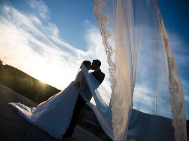La boda de David y Marta en Castejon, Cuenca 36