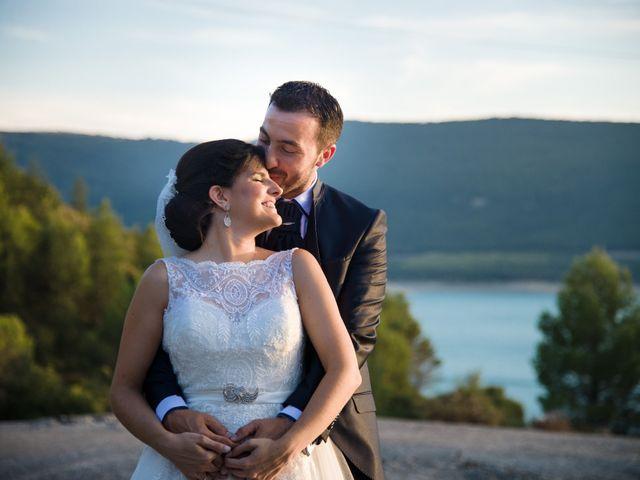 La boda de David y Marta en Castejon, Cuenca 37