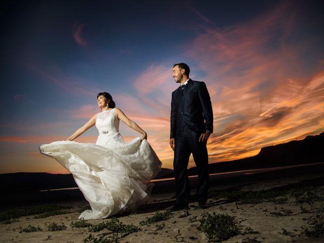 La boda de David y Marta en Castejon, Cuenca 38