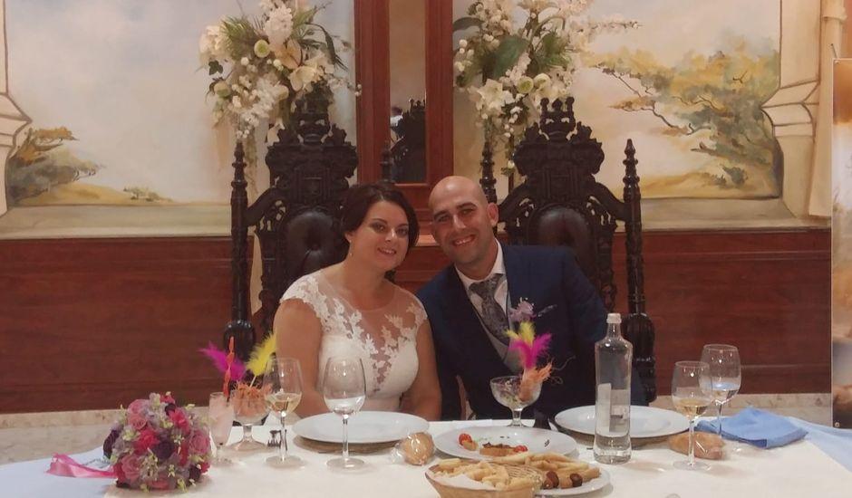 La boda de José Carlos y Cristina  en Rociana Del Condado, Huelva