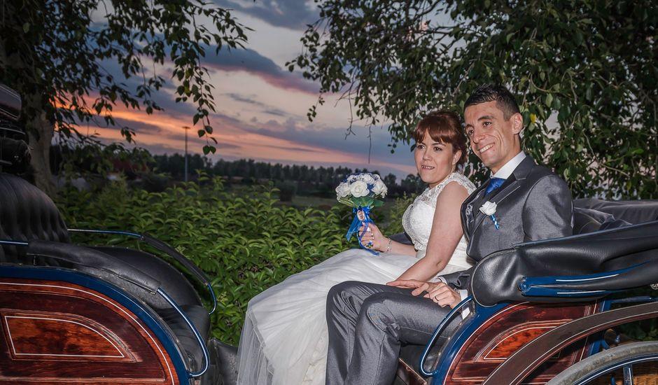La boda de Emilio y Noemi en Yunclillos, Toledo