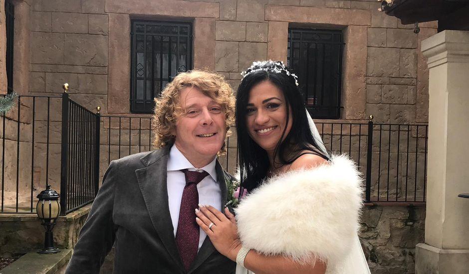 La boda de Manolo y Carolina  en Les Borges Blanques, Lleida