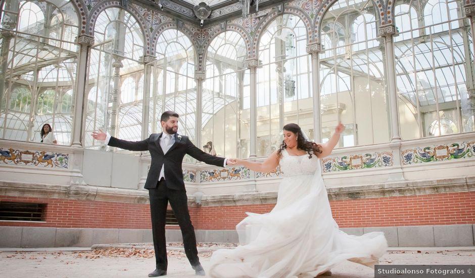 La boda de Jorge y Irene en Cubas De La Sagra, Madrid