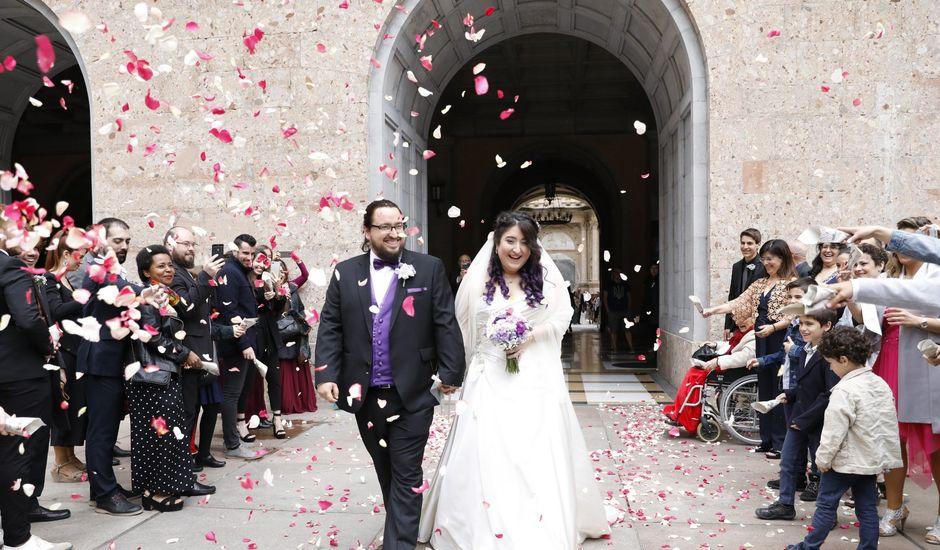 La boda de David y Mireia en Montserrat (Monestir), Barcelona