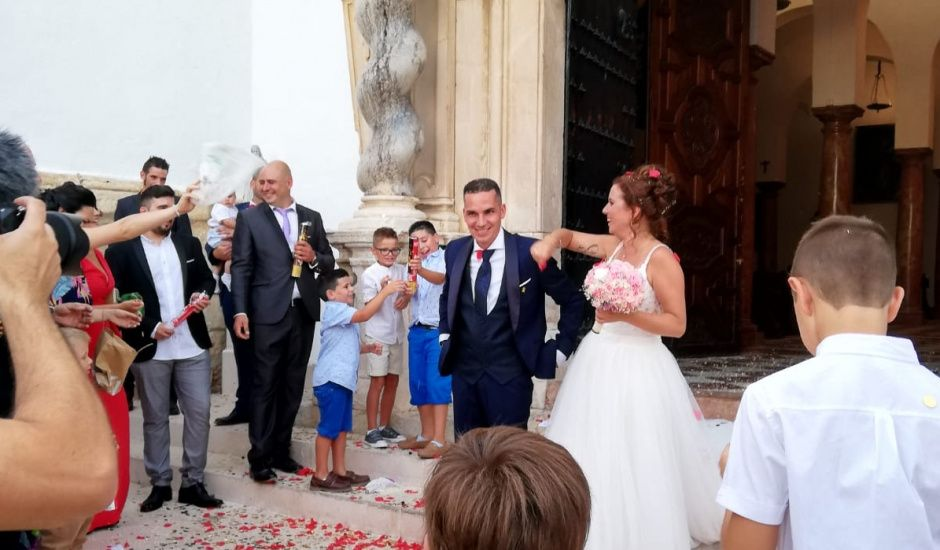La boda de Montse y Sergi en Cabra, Córdoba