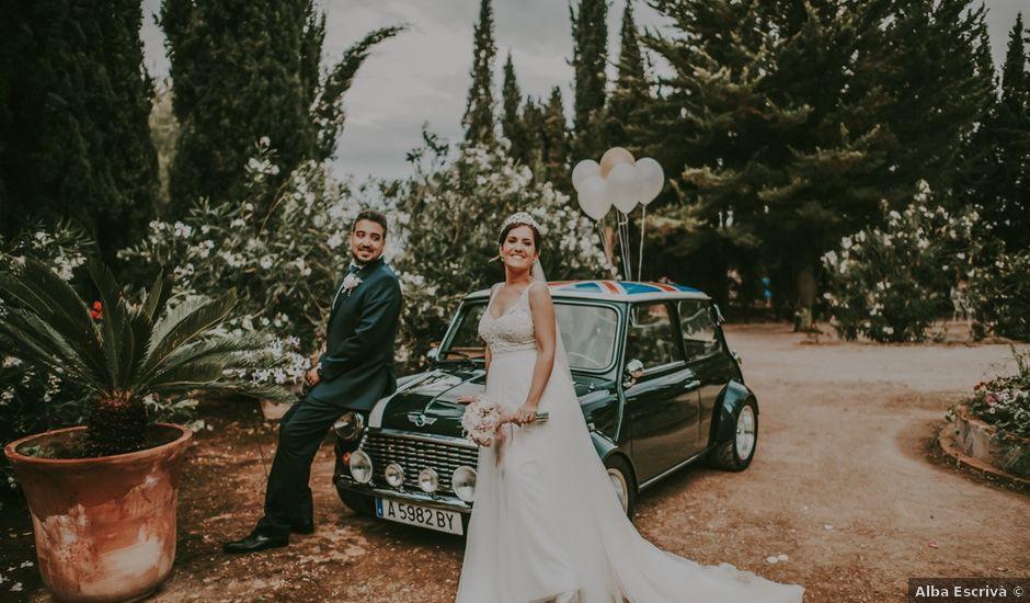 La boda de Vicent y Fani en Aielo De Malferit, Valencia
