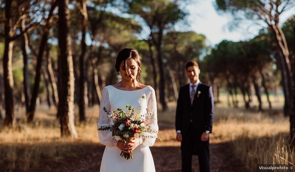 La boda de Nuria y Juan Carlos en La Gineta, Albacete
