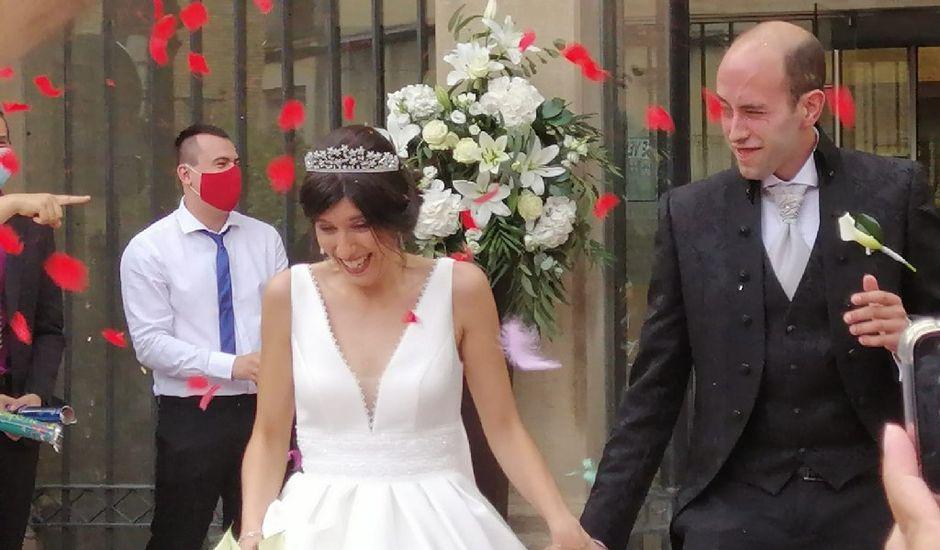 La boda de Gorka y Kasandra en Marcilla, Navarra