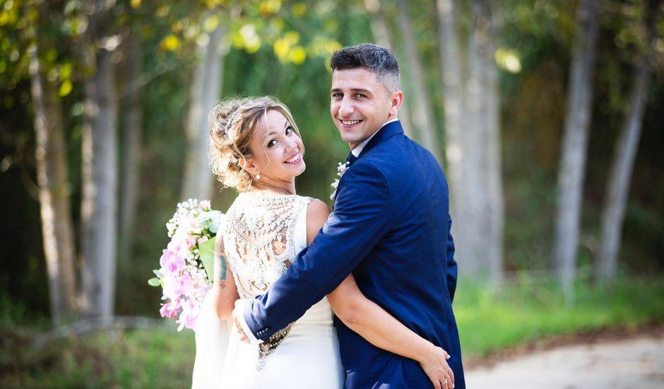 La boda de Arnau y Miriam en Sant Sadurni D'anoia, Barcelona