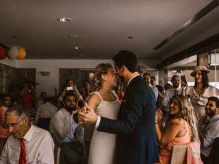 La boda de Cyra y Juanjo 2