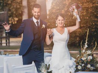 La boda de Cristina y Claudio