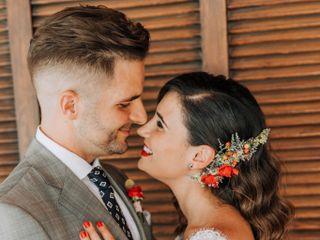La boda de Mari y Manu