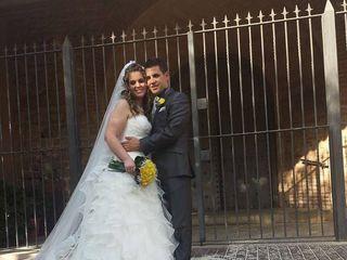La boda de Ainoa  y Antonio 1