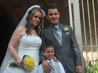 La boda de Ainoa  y Antonio