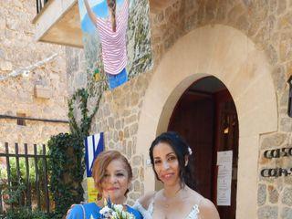 La boda de Katherin  y Adam 1