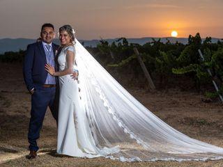 La boda de Katia y Cristhian
