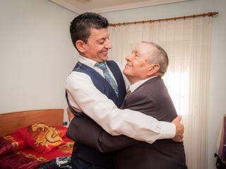 La boda de Rosario y Jorge 3