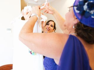 La boda de Sandra y Fran 1