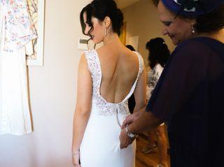 La boda de Sandra y Fran 2