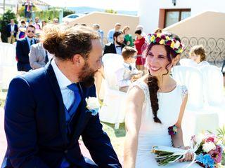 La boda de Sandra y Fran