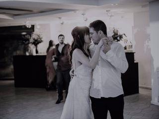 La boda de Eva y Jonathan