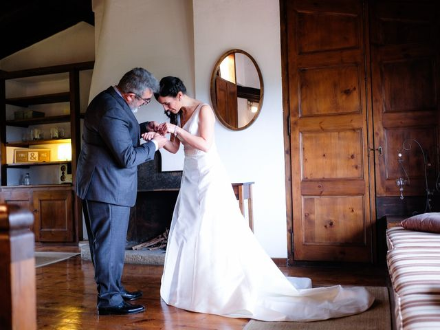 La boda de Xavier y Anna en Rubio, Barcelona 2
