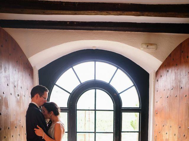 La boda de Xavier y Anna en Rubio, Barcelona 11