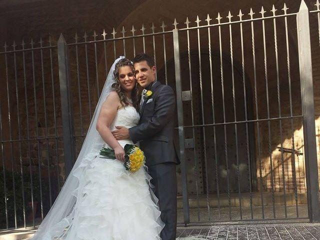 La boda de Antonio y Ainoa  en Santa Perpetua De Mogoda, Barcelona 3