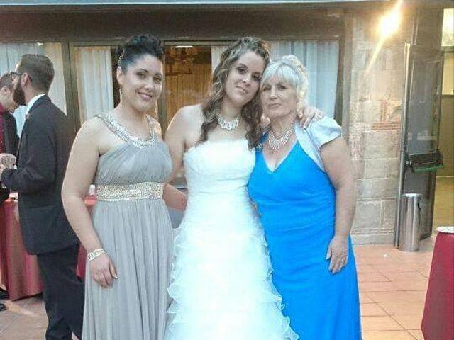 La boda de Antonio y Ainoa  en Santa Perpetua De Mogoda, Barcelona 4