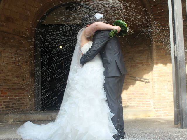 La boda de Antonio y Ainoa  en Santa Perpetua De Mogoda, Barcelona 1