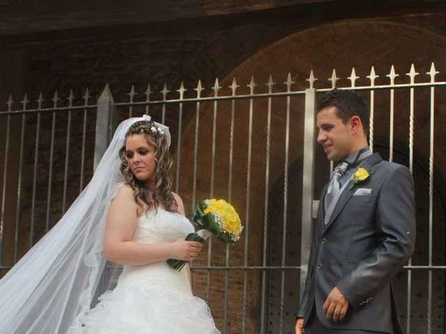 La boda de Antonio y Ainoa  en Santa Perpetua De Mogoda, Barcelona 7