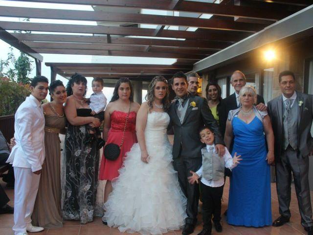 La boda de Antonio y Ainoa  en Santa Perpetua De Mogoda, Barcelona 2