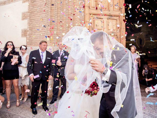 La boda de Emilio y Sara en Castelló/castellón De La Plana, Castellón 3