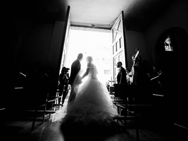 La boda de Emilio y Sara en Castelló/castellón De La Plana, Castellón 14
