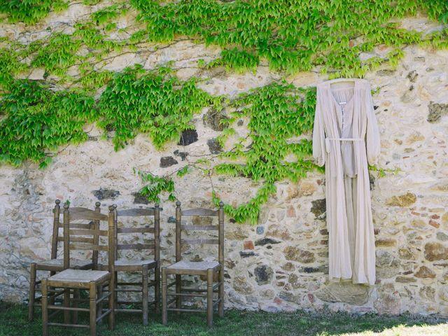 La boda de Claudio y Lisa en Regencos, Girona 6