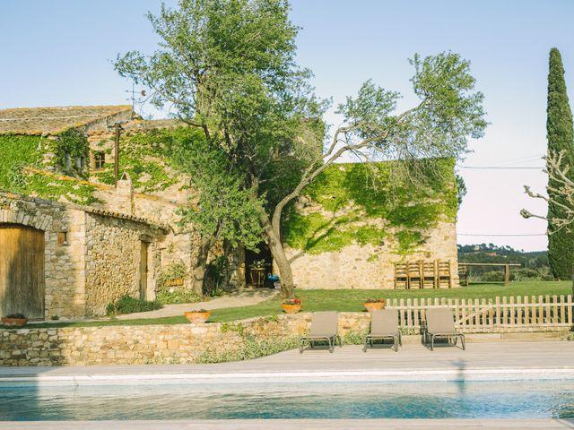 La boda de Claudio y Lisa en Regencos, Girona 20