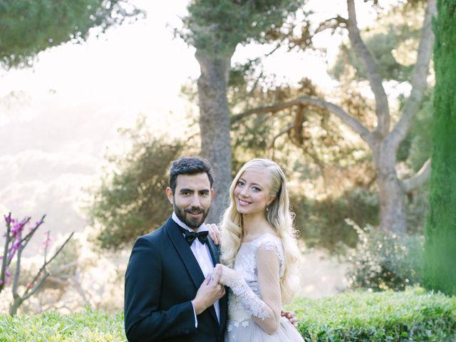 La boda de Claudio y Lisa en Regencos, Girona 51
