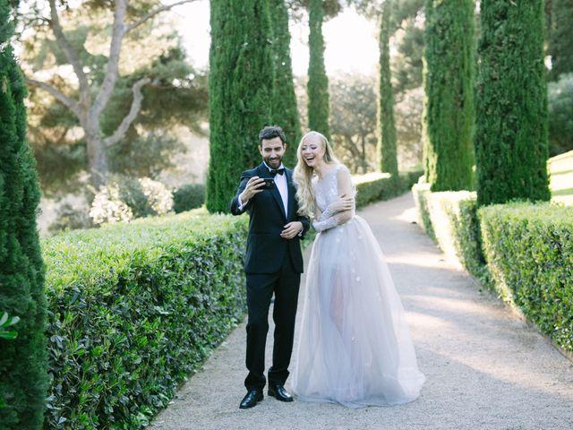 La boda de Claudio y Lisa en Regencos, Girona 56