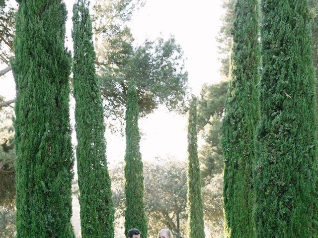 La boda de Claudio y Lisa en Regencos, Girona 57