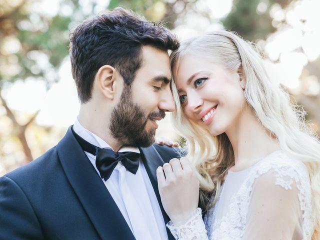 La boda de Lisa y Claudio