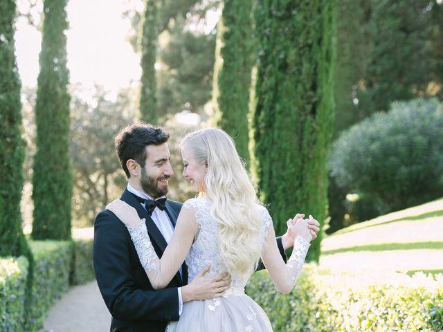 La boda de Claudio y Lisa en Regencos, Girona 69