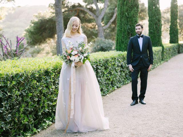 La boda de Claudio y Lisa en Regencos, Girona 77