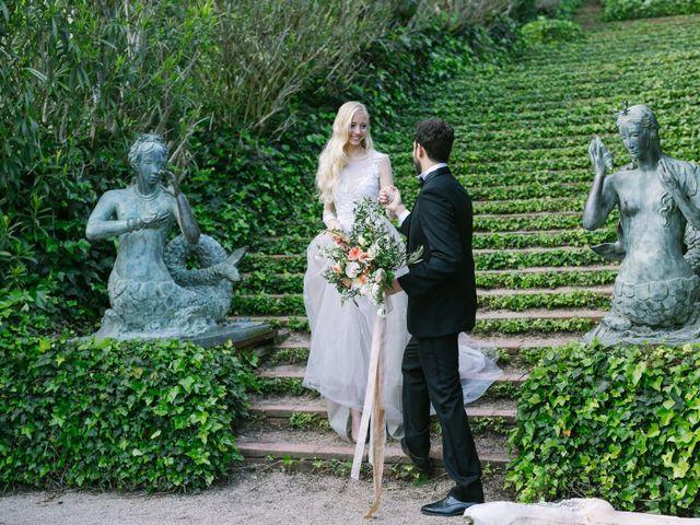 La boda de Claudio y Lisa en Regencos, Girona 83
